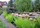 Частный сад на Новорижском шоссе
